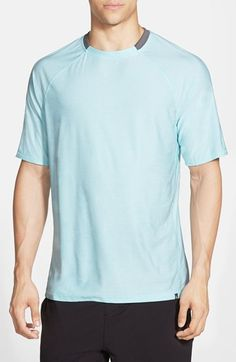 SOYBU™ 'Kinetic' Raglan Sleeve Moisture Wicking Stretch T-Shirt available at #Nordstrom