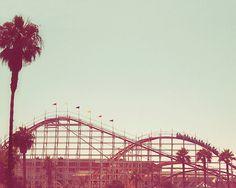 Belmont Coaster - Mission Beach, San Diego.