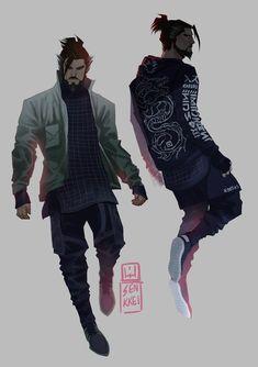 http://senkkeidraws.tumblr.com/post/163506772855 Want that hoodie