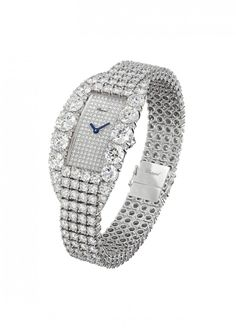 Chopard Watches A refined lady's diamond watch
