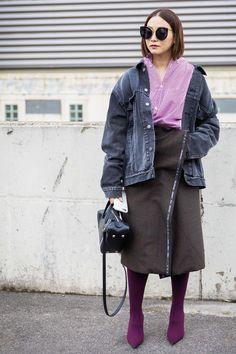 Not Sure What to Wear With Sock Boots? Here Are 11 Ideas via @WhoWhatWearAU
