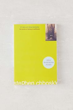 The Perks Of Being A Wallflower By Stephen Chbosky #UOonCampus #UOContest