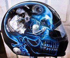 Bell Race Helmet.