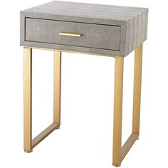 Belmont Point Side Table