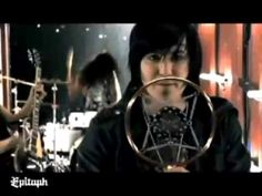 """Escape the Fate, """"The Flood""""  Album: This War Is Ours"""