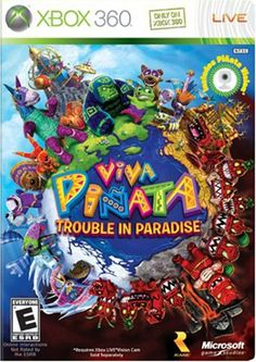 Co-Optimus - Viva Pinata: Trouble in Paradise (Xbox 360) Co-Op Info Page