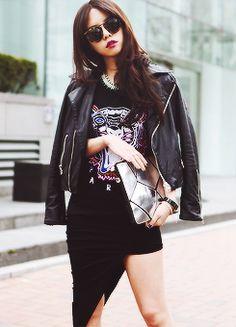 Street style - Korea <3