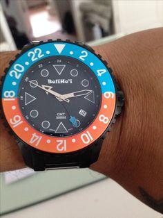 Baliha'i GMT PVD Diver