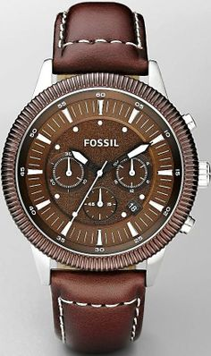 Fossil Mens Rings
