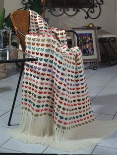 Ravelry: I Love Scraps Afghan pattern by Mary Ann Frits