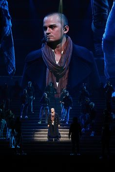 Jesus Christ Superstar Live In Adelaide - this guy was Simon for the Sydney show and rocked it!