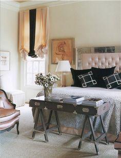 Feminine bedroom decor and design ideas Feminine Bedroom, Cozy Bedroom, Master Bedroom, Bedroom Decor, Budget Bedroom, Bedroom Ideas, Extra Bedroom, Blush Bedroom, Bedroom Curtains