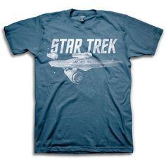 Starship T-Shirt, $19.99, now featured on Fab. [Star Trek, Freeze]