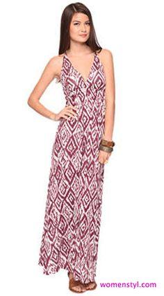 cheap Maxi dress for women