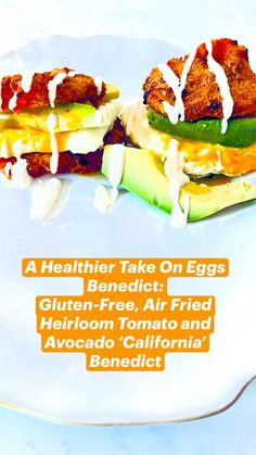 Gluten Free Cooking, Gluten Free Recipes, Low Carb Recipes, Clean Breakfast, Breakfast Recipes, Healthy Eating Recipes, Healthy Eats, Weightwatchers Recipes, Poached Eggs