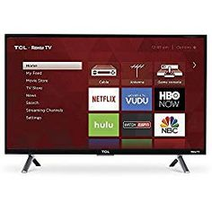 """a tcl 43 inch ultra hd roku smart led tv with usb 3 x hdmi Smart Tv Samsung, Tv 55"""", 32 Inch Tv, Best Deals On Laptops, Display Technologies, Hd Led, Home Tv, Tv Episodes"""