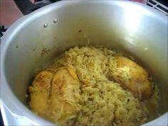How to make Yemeni Rice with Chicken - Sheba Yemeni Food & Recipes