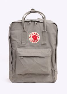 Fjallraven Kanken Backpack - Putty