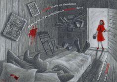 Le petit chaperon rouge de Antoine Doré