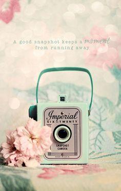 Maquina fotográfica vintage