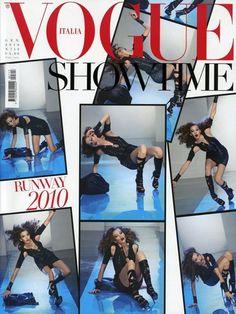 Vogue Italia Runway Karlie Kloss