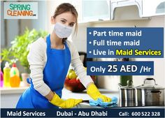 Are you looking for a Full-time and Part-time Maids in Dubai Reliable Maids For Residential & Commercial Cleaning. ✔ Professional & Well Trained cleaners ✔ Call Now 600 522 328  #SpringCleaning #CleaningServicesDubai #CleaningCompanyDubai #FilipinaCleaners #Fulltimemaids #maidsindubai #MaidServicesDubai #Housekeeping #homecleaning #ResidentialCleaning  #parttimemaids #BabySitting #HomaMaids #DeepCleaningServices #United #Arab #Emirates #VillaCleaning #OfficeCleaning #SofaCleaning…