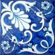 decoro annalisa blu