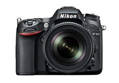Nikon D7100 DSLR camera, Interesting!