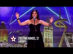 Cristina Ramos - Got Talent 2016 Opera Rock - Highway to hell - YouTube