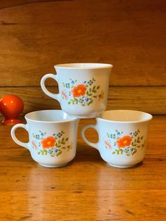 SET of by Corelle. Boho Decor, Rustic Decor, Farmhouse Decor, Burnt Orange Decor, Corningware Vintage, Corelle Patterns, Vintage Dinnerware, Wall Mirrors, Porcelain Jewelry