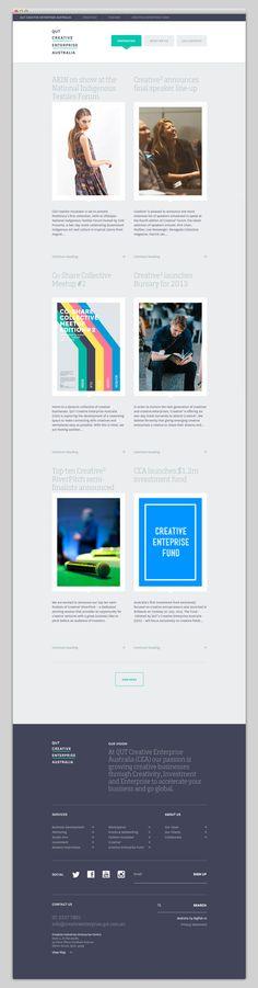 The Web Aesthetic — Creative Enterprise Australia