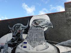 How Street Art Is Changing Wollongong, Australia