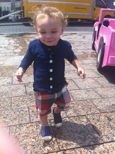 Love this look! Fore!! Axel & Hudson