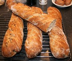 Багет рецепт в духовке