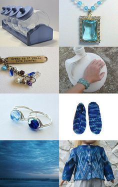 A shade of blue--Pinned with TreasuryPin.com