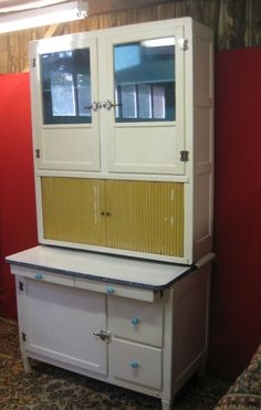 Hoosier Cabinets | Hoosier Cabinet | Hoosier Items | Pinterest | Hoosier  Cabinet, Cupboard And Vintage Kitchen