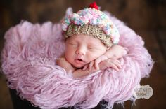 Baby Girl Cupcake Hat https://www.etsy.com/listing/157175304/sweet-lil-cupcake-hat-baby-girl-or-boy?ref=sr_gallery_18&ga_search_query=baby+girl+cupcake+hat&ga_view_type=gallery&ga_ship_to=US&ga_search_type=all