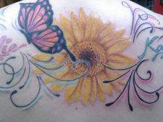 Done by Jennie @ Tony's Tatts in Abilene TX (325)672-5236