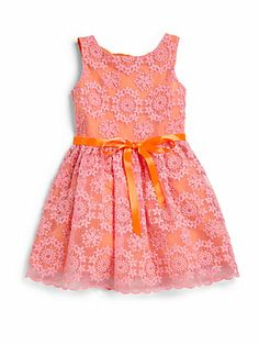 Dress by Charabia 4-6 yrs