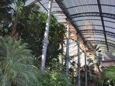 umbraculo parque ciudadela barcelona - Buscar con Google