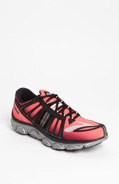 Brooks 'PureDrift' Running Shoe My favorite brand these days. Comfy and  roomy.