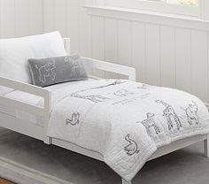 Boys & Girls Toddler Bedding & Toddler Quilts | Pottery Barn Kids