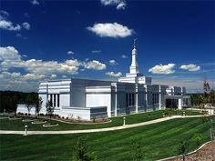 Palmyra New York Mormon Temple. © Brett B. Despain. All rights reserved.