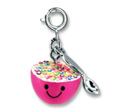 CHARM IT! Cereal Bowl Charm $6.69