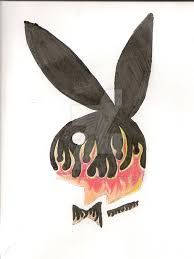 Image result for playboy bunny tattoo