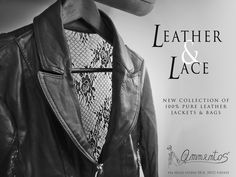 Leather & Lace by Ammentos, Firenze