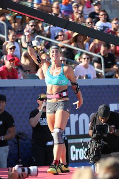 Jenn Jones | CrossFit Games 2014 | Airrosti