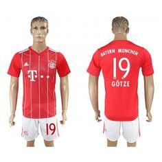 Maillot Domicile FC Bayern München ÉQUIPE