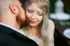 Lord of the Rings Style Wedding Shoot