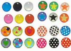 24 Pieces 3D Semi-circular Solid Colors, Polka Dots, Stars, Hearts Styles Home Button Stickers for iPhone 5 4/4s 3GS 3G, iPad 2, iPad Mini, iTouch Blue, Black, White, Red, Yellow, Pink by Red Rock. $7.99. 3D Semi-Circular Self Adhesive easy to install stickers. 24 peices Square Style Home Buttons. Comes in Blue, Red, White, Yellow, Blue, Black and Light Blue. Great for iPhone 5 4/4s 3GS 3G iPad iTouch. Colors Square, Starts, Hearts, Polka Dots Patterns. These stickers add an ...